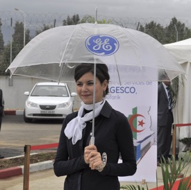 Algesco and Expert Algeria and GE