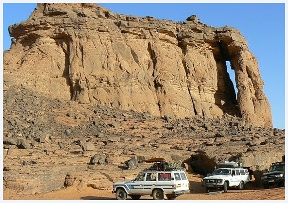 Visit to the southern Algeria on an Expert Algeria group tour