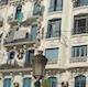 Central Algiers architecture