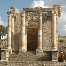 Roman Algeria with Expert Algeria travel agency